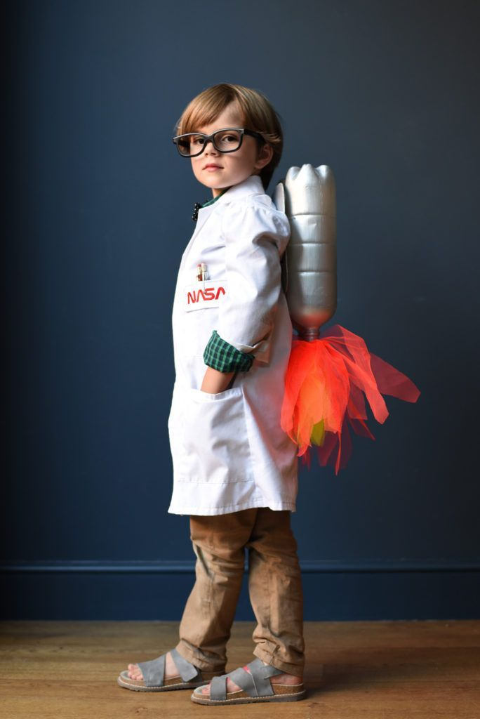 DIY SPACE COSTUME IDEAS - GET READY FOR BLAST OFF ...