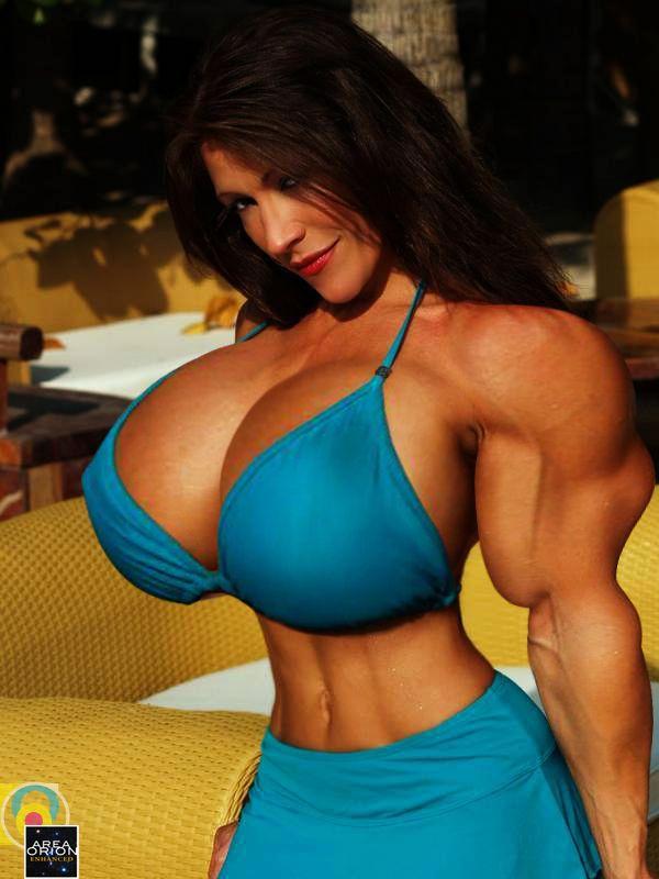 amateur extrem muscle girls