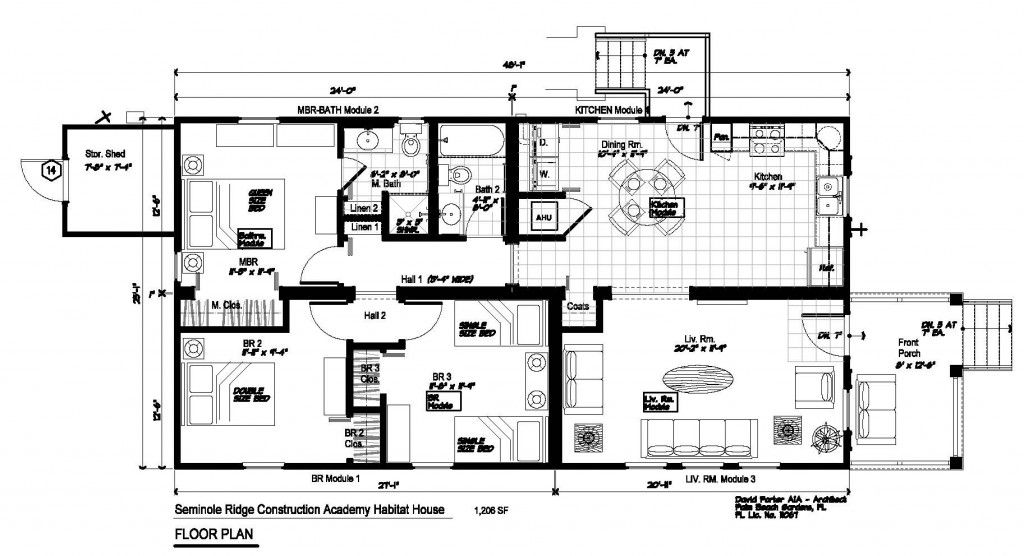 habitat for humanity home plans By SRHSCA Published February