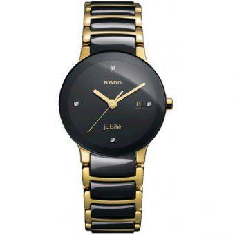 Rado Centrix Jubile Golden Watch