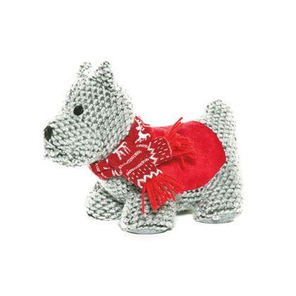 Christmas Westie Terrier Doorstop #HomebaseMumsnetXmas ...
