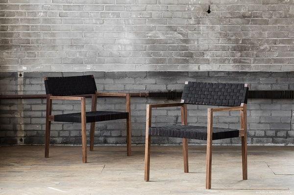 Modern Shaker | Seating | SouleWork Artisan Furniture | Providence, RI