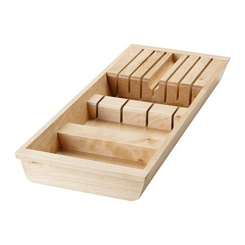 Rationell Knife Tray Ikea To Be Placed In The Drawer For