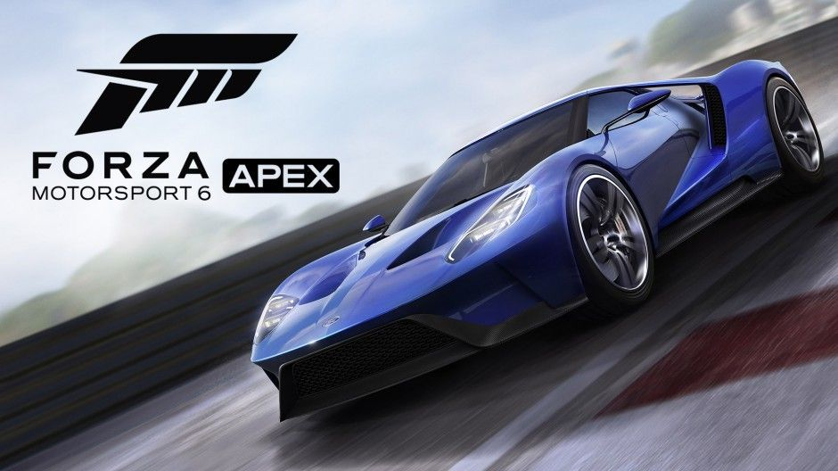 Forza Motorsport 6: Apex open beta for Windows 10 on May 5
