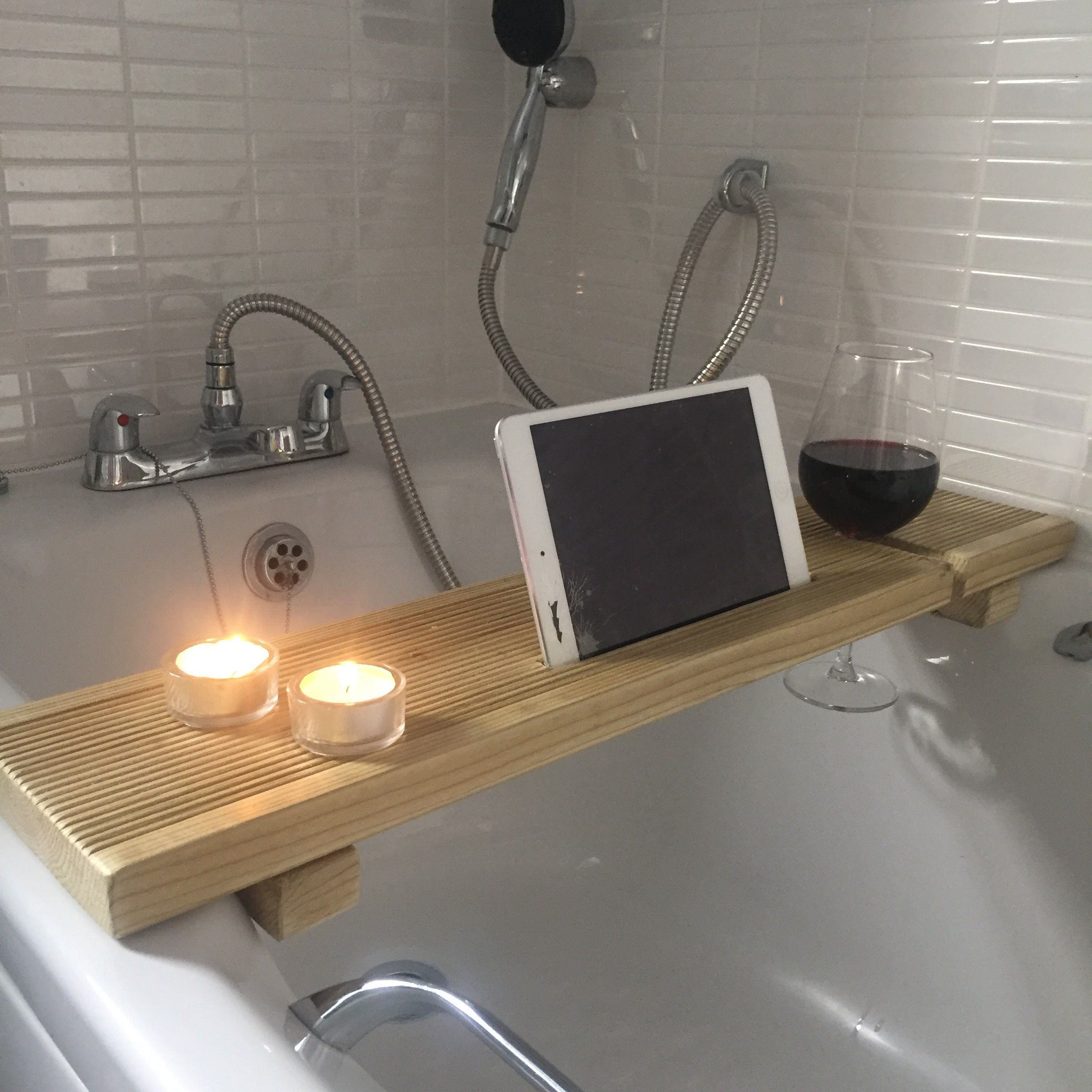 "This Mum makes… A Bath Caddy"" These have been all over Facebook in ..."