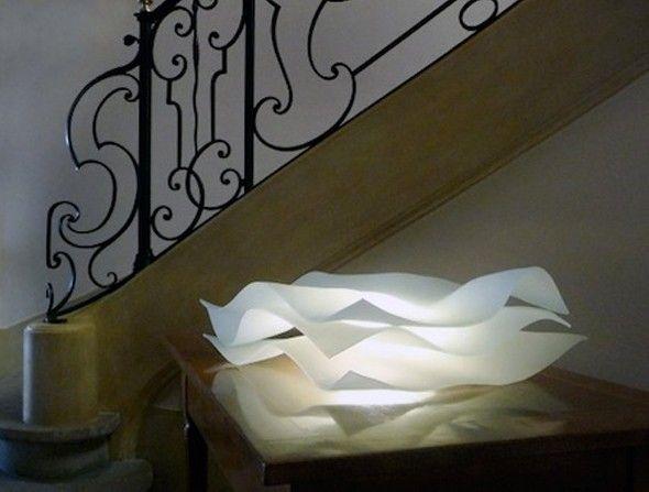 DESIGN >>> Lampe La Manta par Jacqueline Guillermain - Journal du Design