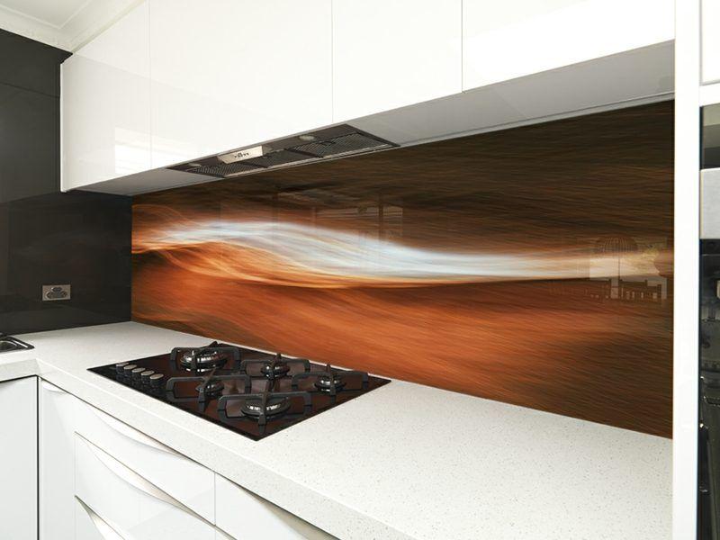 Beleuchtete Küchenrückwand ~ Besten küche bilder auf küchenrückwand ideen tipps