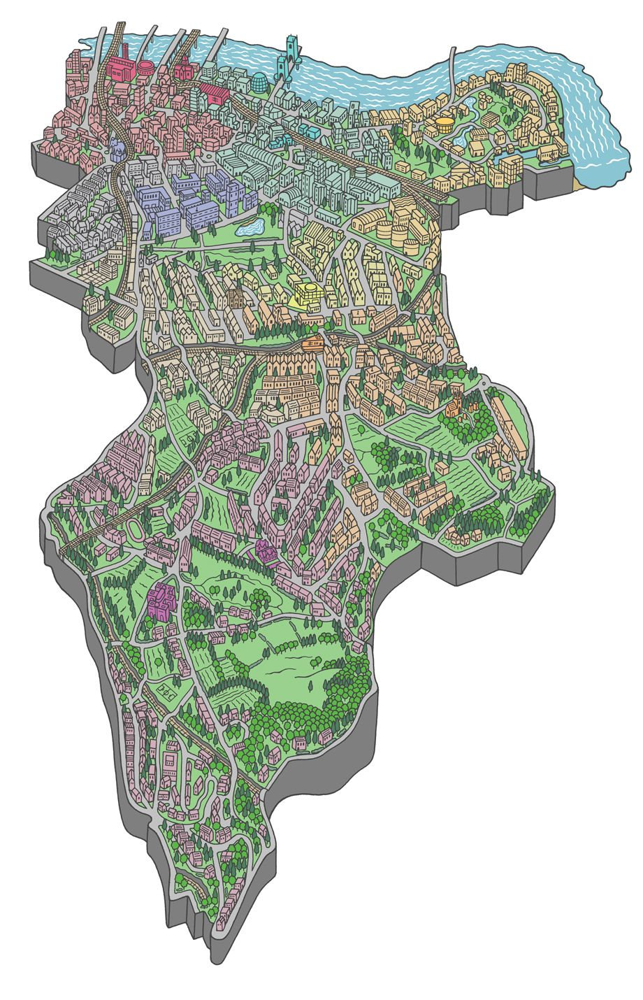 London Map Shoreditch Area: Map Showing Regeneration Areas In The London Borough Of