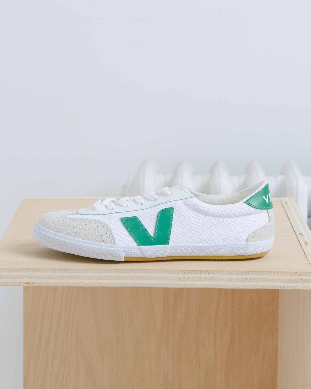 Veja Emeraude Volley   Sneakers, Green