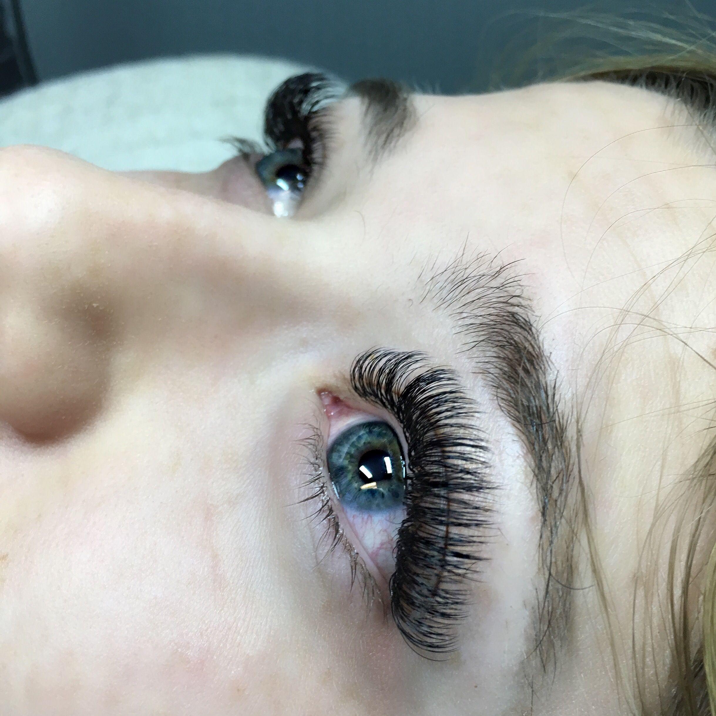 Dramatic Volume Lashes Beauty Emma Pinterest Lashes Eyelashes