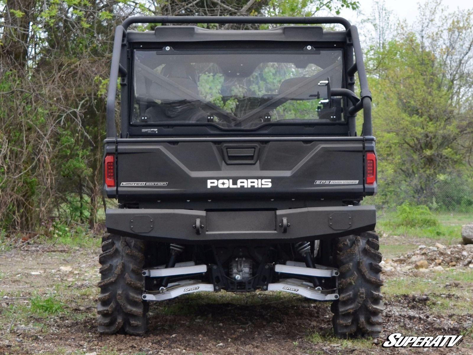 Polaris Ranger 1000 Rear Bumper Polaris Ranger Ranger Polaris Ranger Accessories