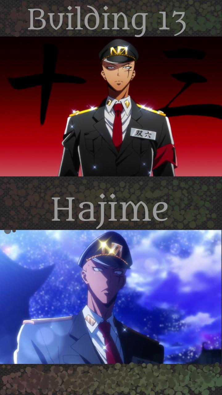3 on my sexiest man alive list nanbaka Manga anime