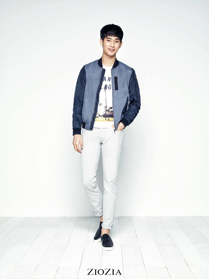 35a139e79108 Kim Soo Hyun Is Summer-Ready With Latest ZIOZIA Collection In His Closet