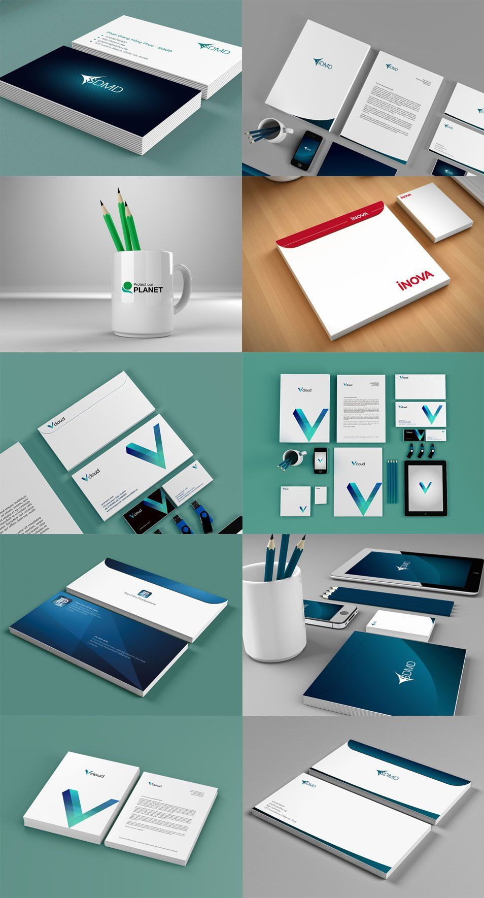 300 Free Mockups For Graphic Designers To Showcase Their Projects In 2015 Graphic Design Mockup Branding Mockups Free Mockup