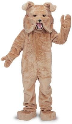 Special order a Mascot Bull Dog Costume today!    http://stores.ebay.com/Head-2-Toe-Theatrical