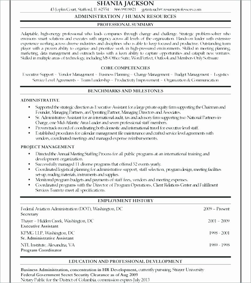 Entry Level Human Resources Resume Awesome Human Resources Professional Resume Airexpress In 2020 Human Resources Resume Job Resume Samples Resume Objective Examples