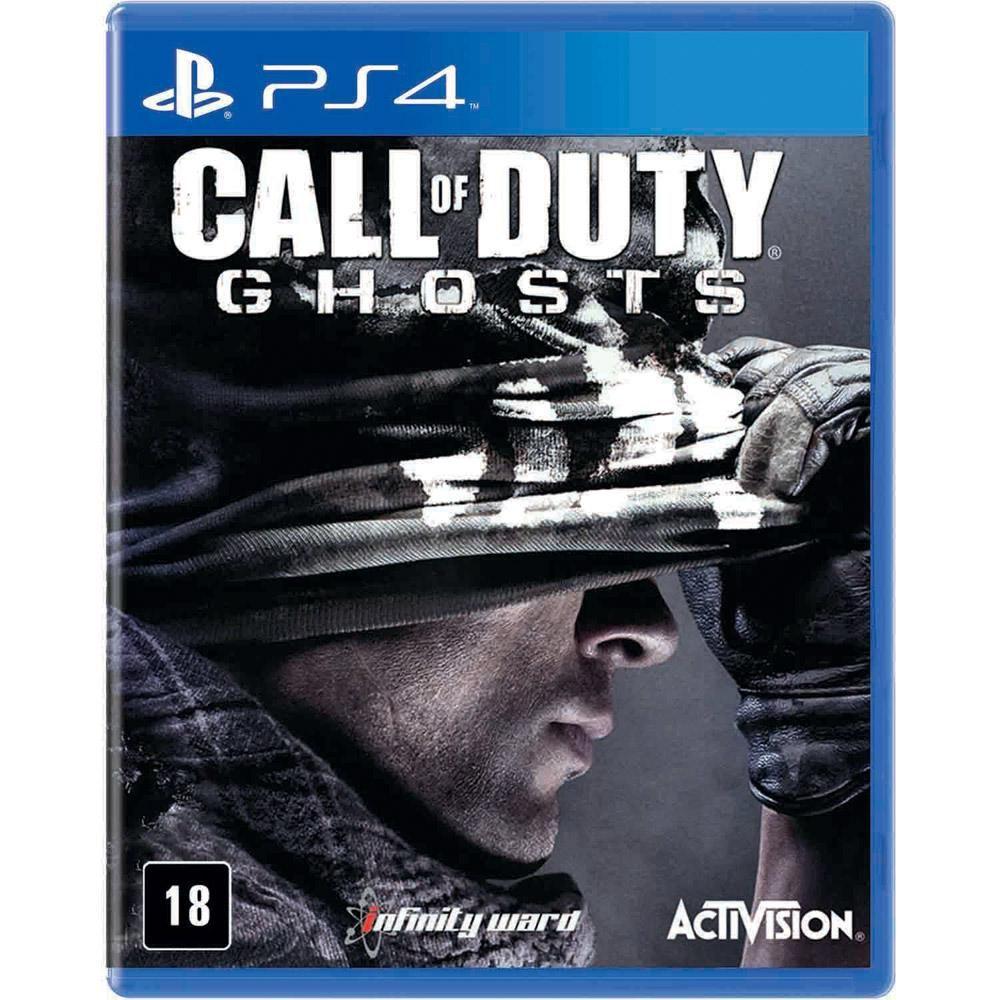 Resultado de imagem para CALL OF DUTY GHOST ps4 Call of