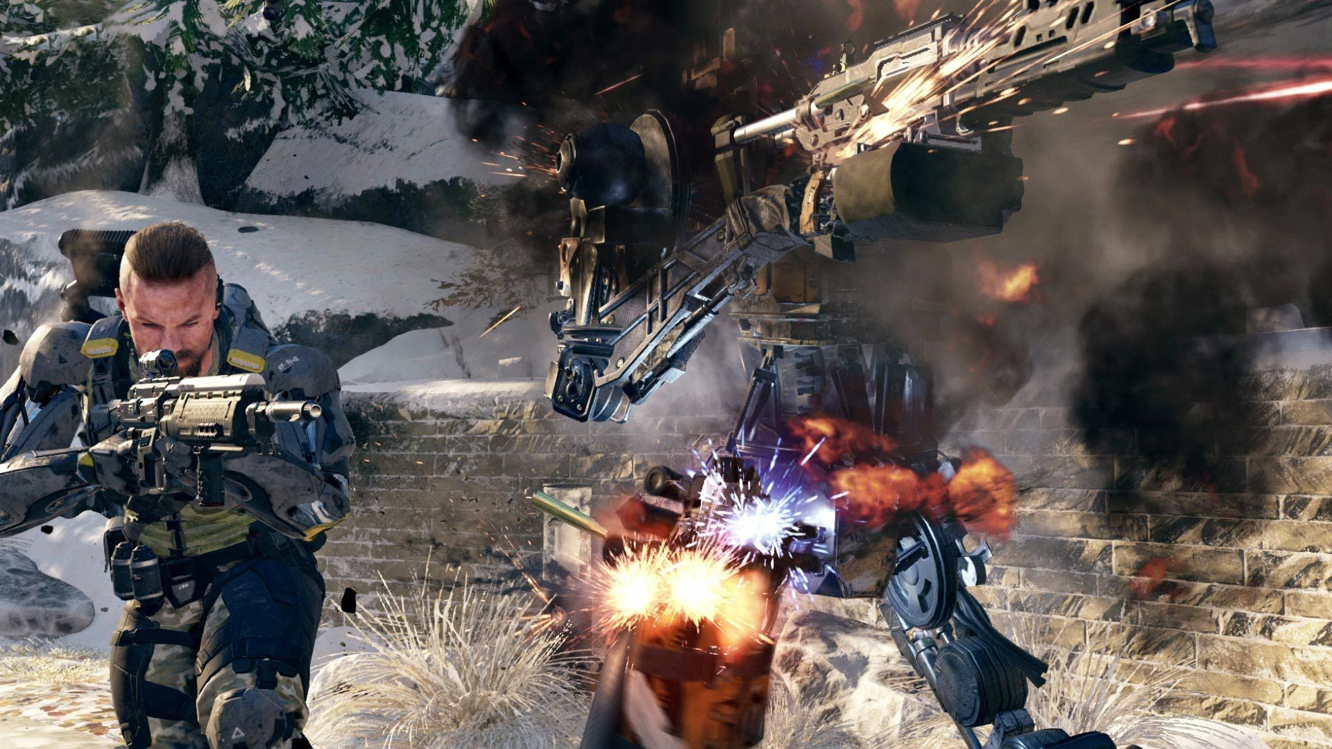 Official Call Of Duty Black Ops Iii Multiplayer Reveal Trailer
