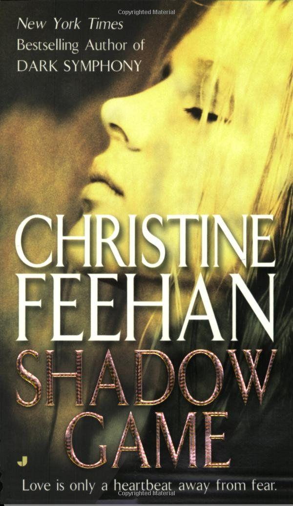 4.0 Stars: Shadow Game by Christine Feehan