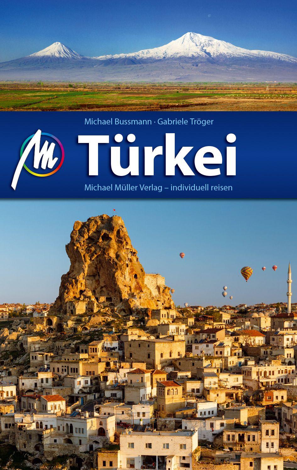 Turkei Michael Muller Verlag Reisen Antalya Stadt Prag