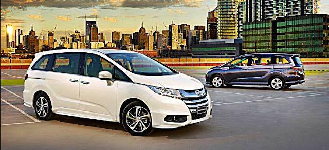 2018 Honda Odyssey Specs Release Date Design Price Rumors