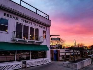 The Bridge Street Tap Room Is A Michigan Craft Beer Haven Featuring Michigan Craft Beers Wine Hard Ciders Select Sp Michigan Craft Beers Charlevoix Michigan