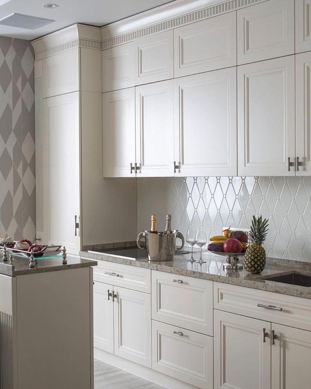 Avant Garde Kitchen Arzena Dizayn 012 564 37 12 051 295 06 90 Unvan Nərima Kitchen Remodel Small Interior Design Kitchen Home Decor Kitchen