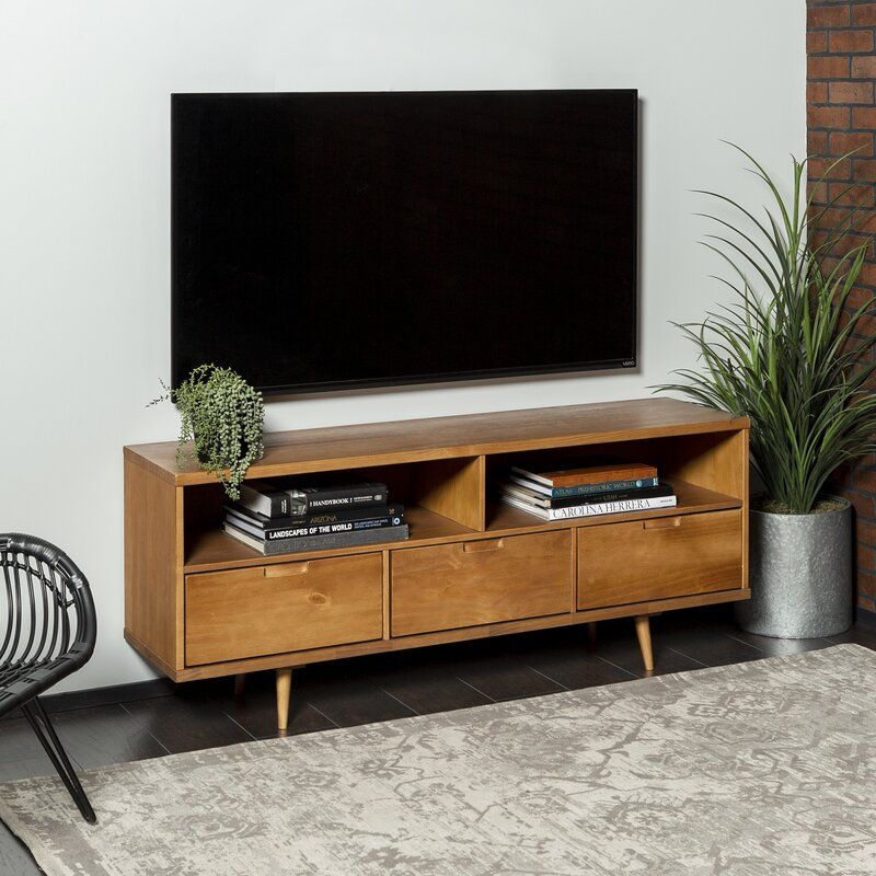 Gervais Tv Stand For Tvs Up To 65 Tv Stand Decor Living Room Tv Stand Decor Living Room Tv Stand