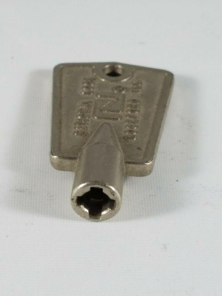 Universal Whirlpool Kenmore Freezer Metal Door Key 4356840 Cross Shape Whirlpool Metal Door Whirlpool Appliance Parts