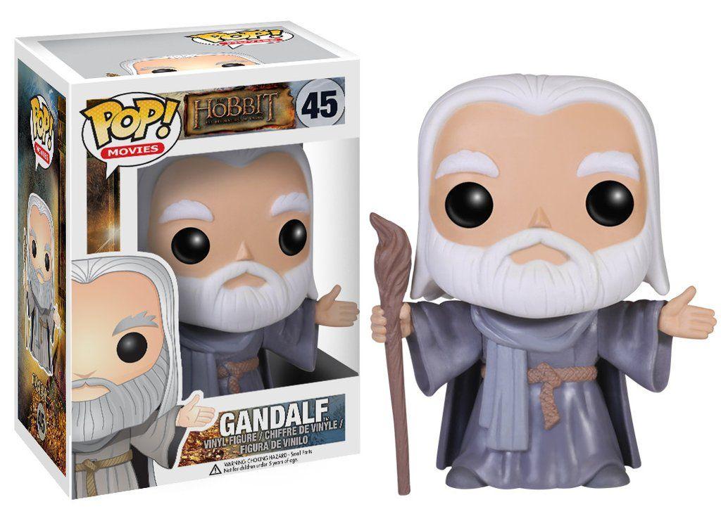 Pop Movies Hobbit 2 Gandalf Pop Figurine Funko Pop Vinyl Pop Vinyl Figures