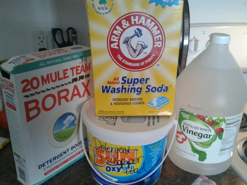 Park Art|My WordPress Blog_How To Strip Cloth Diapers With Baking Soda