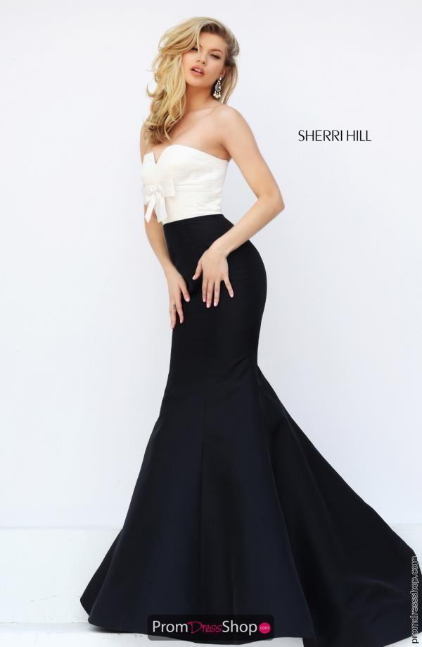 Sherri Hill Designer Dresses | Prom Dress Shop