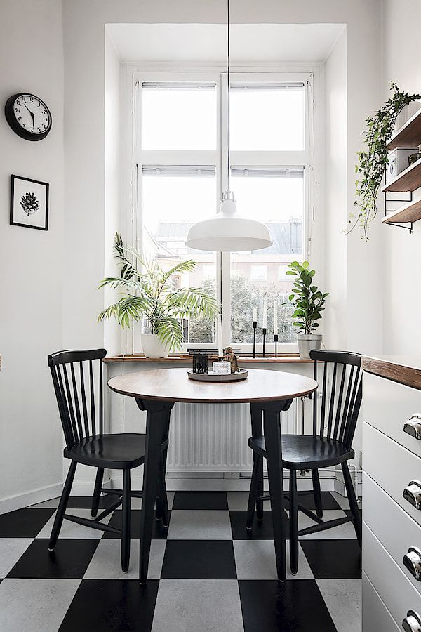 Scandinavian Swedish Home Decoration Bedroom Living Room Kitchen Hall  Minimalist Black And White Balcony Summer | Home | Pinterest | Living Room  Kitchen, ...