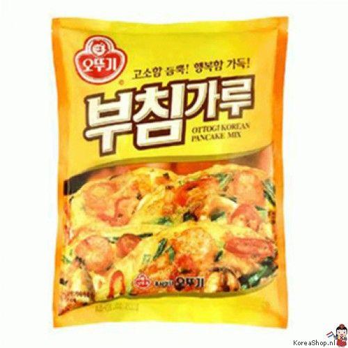 Pannenkoek mix - 부침가루 -1 kg - KoreaShop.nl
