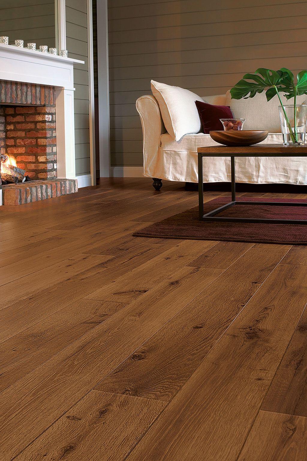 QuickStep Laminate Flooring Perspective 'Vintage oak