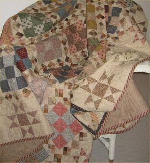 Patchwork On Stonleigh: Civil War Quilts