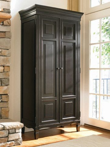 Tall Cabinet Collection Summer Hill Item 988160 Dimensions 37w X 21d X 78h Two Doors Two A Mobilier De Salon Renovation Meuble Ancien Repeindre Meuble