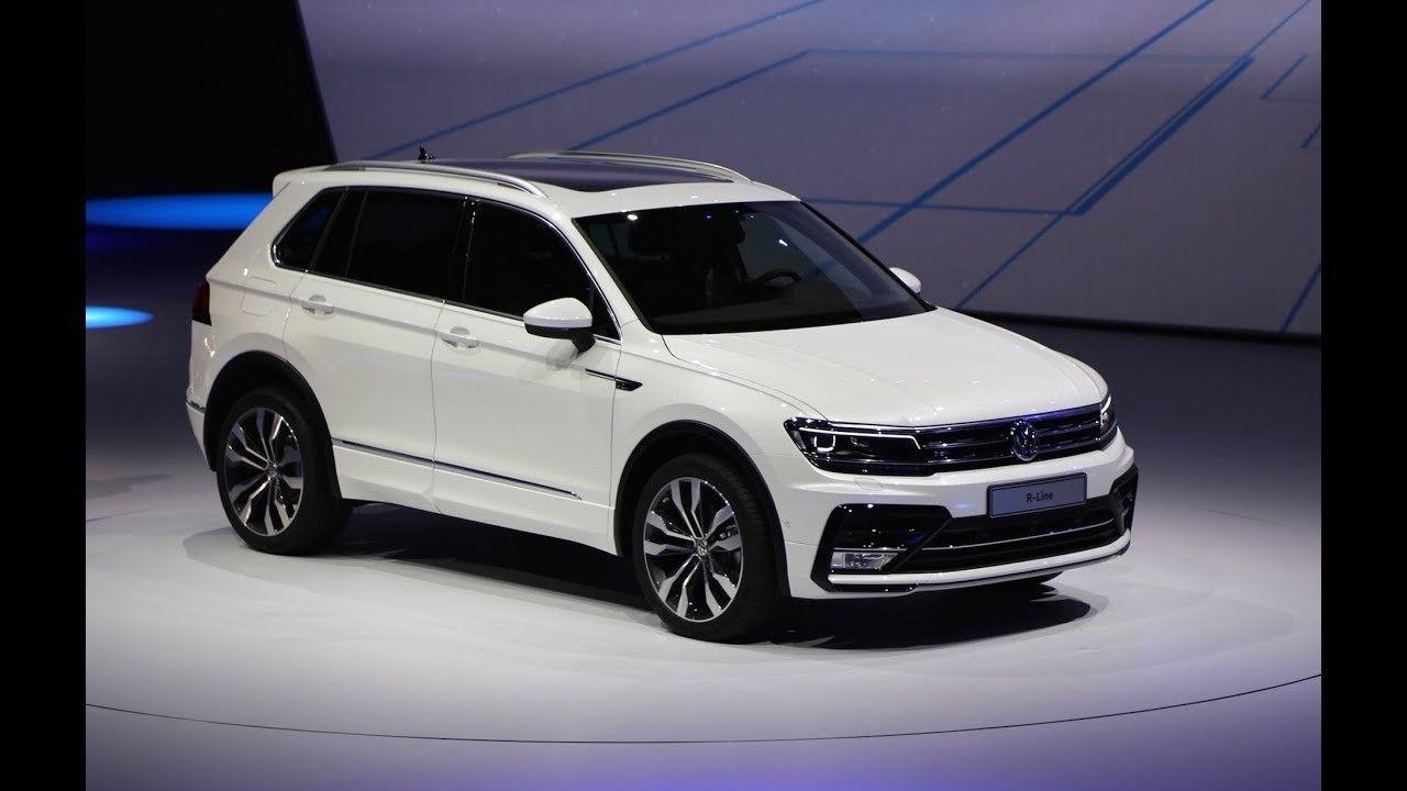 The 2019 Volkswagen Tiguan R Line Overview Volkswagen Suv Tiguan R
