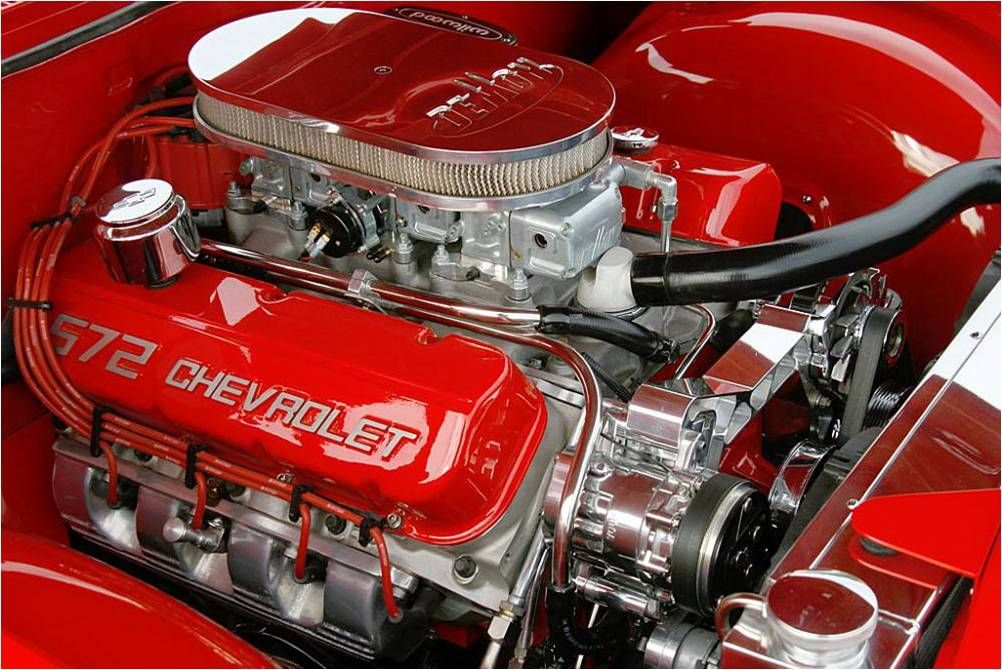 Mighty Perty 572 Chevy Engines Chevrolet Crate Motors