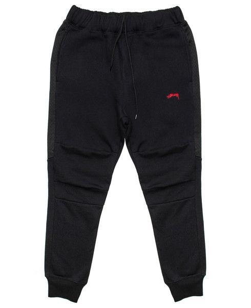 4858802cb9 STUSSY - FLIGHT FLEECE PANTS (BLACK) | Sweats | Fleece pants, Black ...