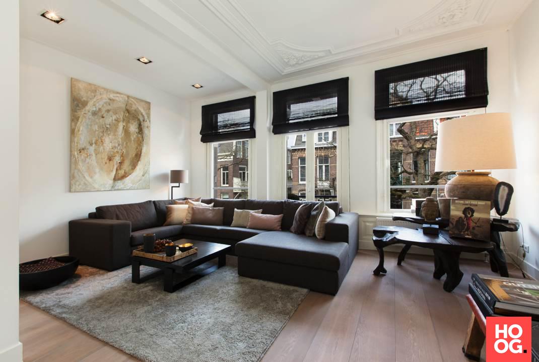 Clairz interior design project amsterdam zuid hoog