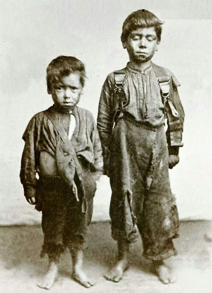 essay on child poverty