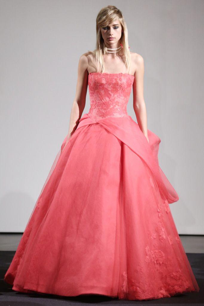 Vera Wang | Vestidos gala | Pinterest | Vestiditos