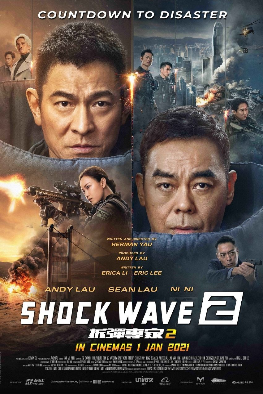 Covert Security Company Vanguard Is The Last Hope Of Survival For An Accountant After He Is Targeted By The World S Deadliest Mercenar In 2021 Shock Wave Waves Pop Ads