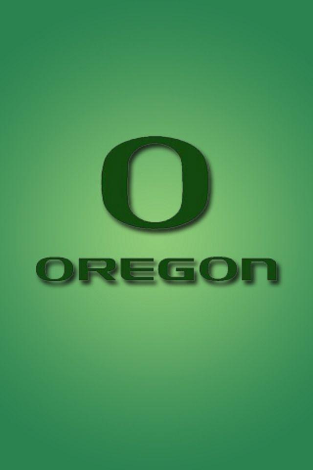 Oregon Ducks Symbol Green Oregon Ducks Oregon Ducks Pinterest