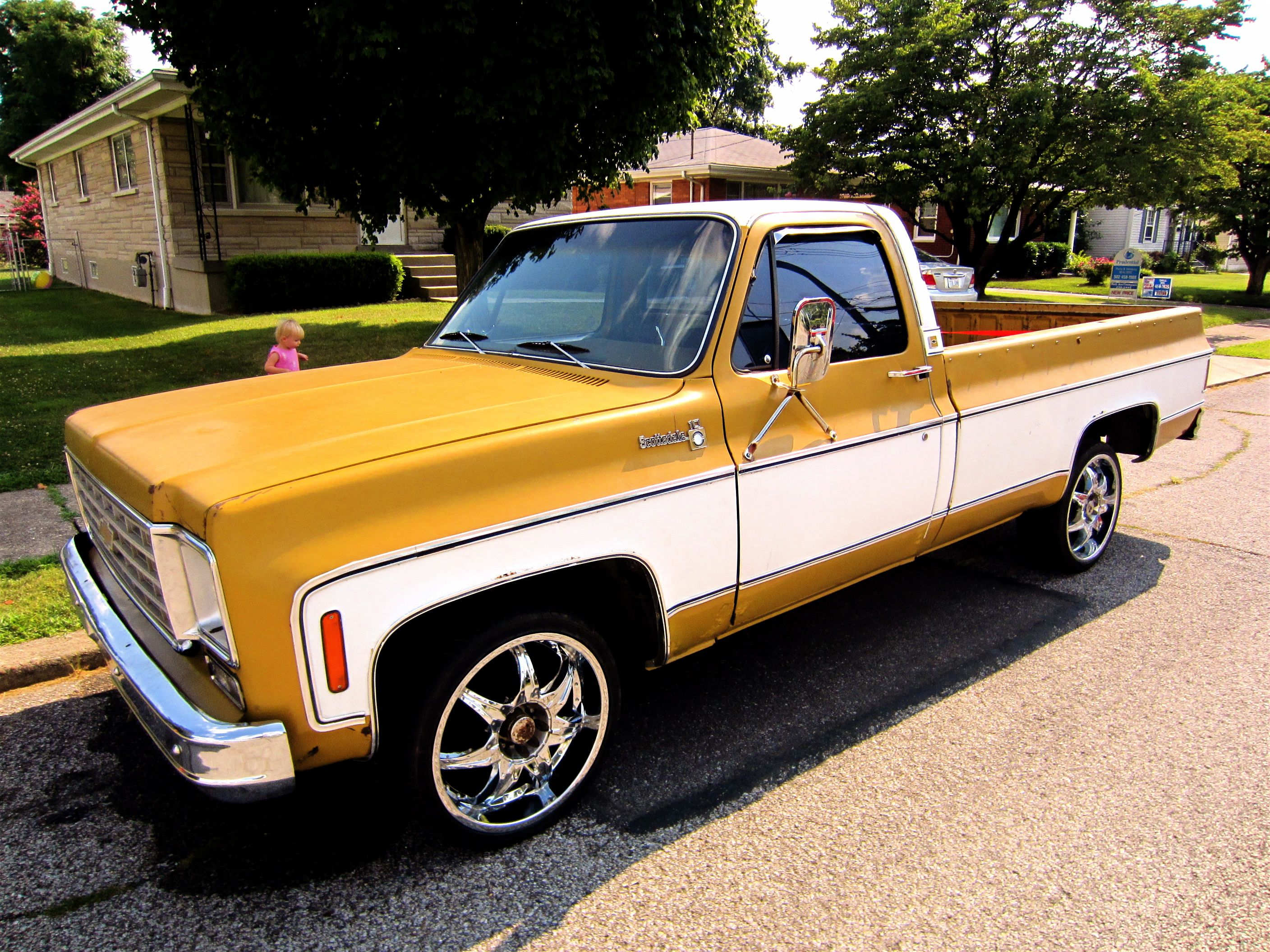 My 1975 Chevy C10 Longbed Maintenance Of Old Vehicles The Material For New Cogs Casters Gears Could Be Cast Polyamide Which I Cast Chevy C10 Old Trucks Chevy
