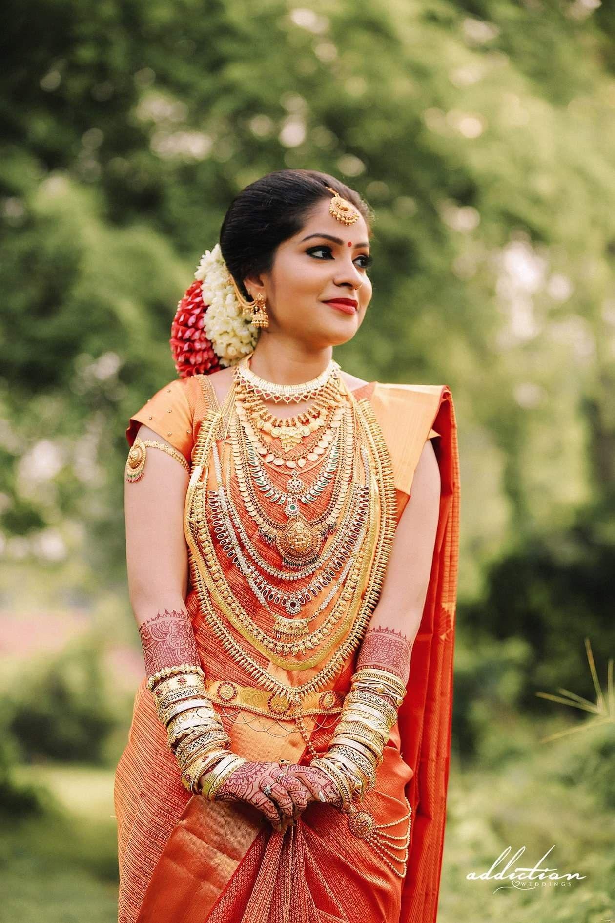Kerala Bride Kerala Bride Hindu Bride Bride Photoshoot