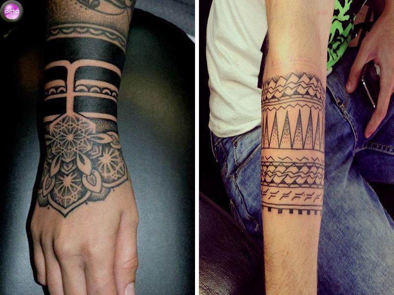 Картинки татуировка на руке для девушек