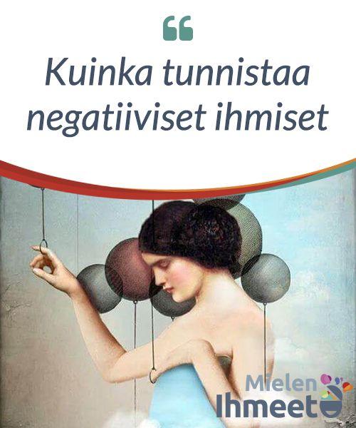 Negatiiviset Ihmiset