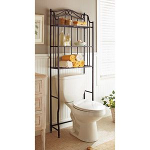 dc2209648228718d6ecc0647b0f26bb0 - Better Homes And Gardens Over The Toilet Bathroom Space Saver